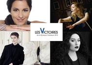 Français - 2018 : 25ème anniversaire des Victoires de la Musique Classique