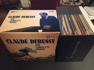 CD : Tout Debussy chez Warner Classics en 33 CD