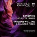 Magnifique couronnement discographique pour Stephen Cleobury
