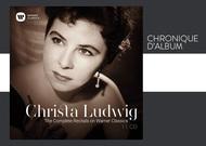 Français - Chronique d'album : Christa Ludwig en coffret chez Warner Classics