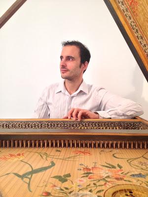 Entretien avec le claveciniste Marouan Mankar-Bennis