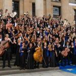 Festival Musical de Dresde (2/3). Les Prix Européens Taurus. L'Orchestre des Jeunes de l'Union Européenne: une jeunesse perpétuée