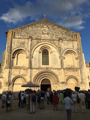 Trois jours au Festival de Saintes
