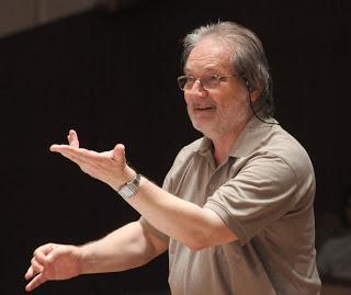 Péter Eötvös, portrait et entretiens du compositeur chef d'orchestre hongrois