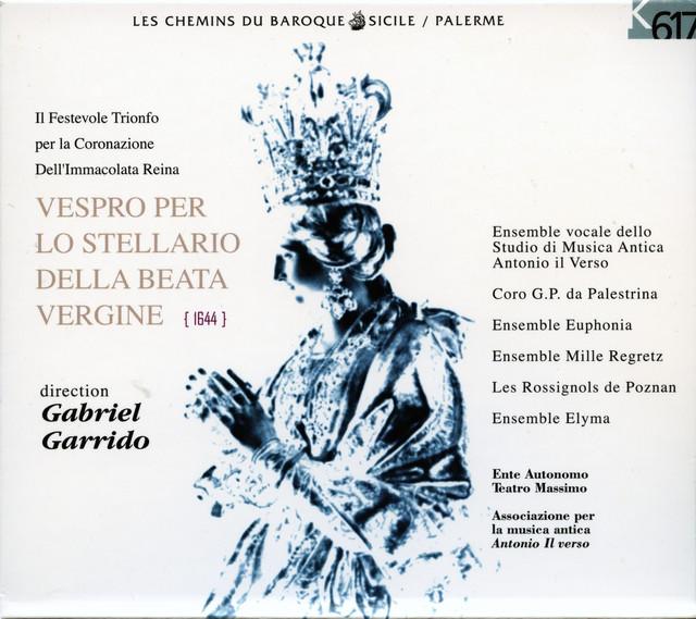 Une décennie, un disque – 1640 – Rubino, Vêpres du Stellario de Palerme