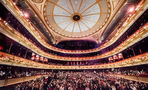 Sing at the Royal Opera House