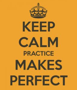 Helping your child with their practice