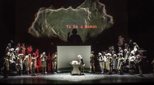 Français - À Stockholm, musique et voix s'inscrivent au palmarès de Tristessa, en création mondiale