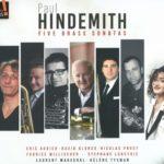 Hindemith : cinq sonates, cinq histoires