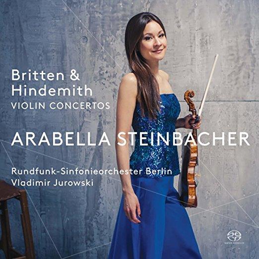 Arabella Steinbacher (Performer)
