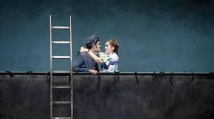 Français - Bryn Terfel habite un Sweeney Todd de suie à l'Opernhaus Zürich