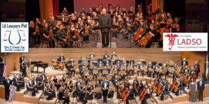 Sunday, December 8, 2019 – LAWYERS & DOCTORS IN HARMONY: HOLIDAY CONCERT