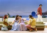 Français - Un cosi fan tutte en mode baba-cool à l'Opéra de Saint-Etienne