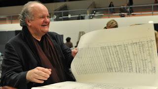 Wolfgang Rihm a été le compositeur central de la vingt-neuvième édition du festival de création musicale Présences de Radio France