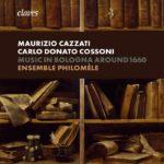 L'ensemble Philomèle dépoussière Maurizio Cazzati et Carlo Donato Cossoni