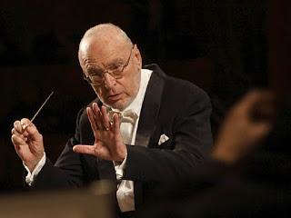 Mort du chef d'orchestre compositeur autrichien Michael Gielen (1927-2019)
