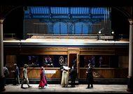 Français - Belmonte et Konstanze prennent l'Orient Express à l'Opéra de Monte-Carlo