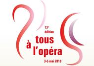 Français - Tous à l'Opéra ! 2019 : les ateliers à l'honneur avec Laurent Pelly