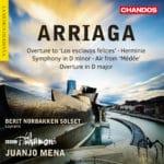 Arriaga : Un génie en son printemps