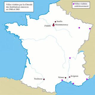 Chorale des instituteurs moraves en France, article 4