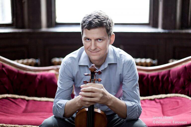 SOUS LA LOUPE    Les Sonates pour violon et piano de Beethoven, selon James Ehnes