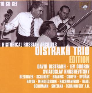 Tchaikovsky: Piano Trío en la menor, op. 50
