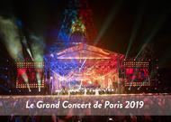 Français - Le Concert de Paris 2019 détaille son programme