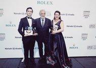 Français - Adriana Gonzalez et Xabier Anduaga lauréats du concours Operalia 2019