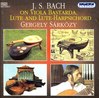 Bach: Suite BWV 997