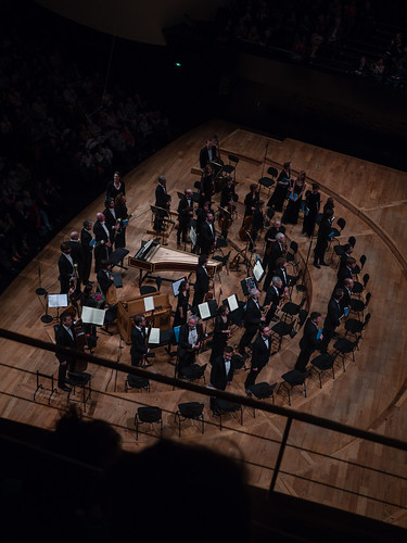 William Christie - Passion selon saint Jean (Philharmonie de Paris - 19 Avril 2019)