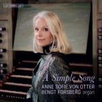 A Simple Song: pour les amoureux de l'orgue, de la voix et de la poésie