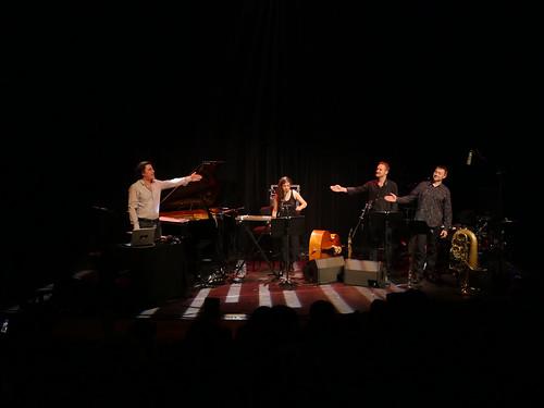 Jazz en VF 2 (Cité de la Musique - 16 Juin 2019)
