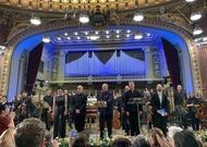 Français - Anna Caterina Antonacci, ardente et inoubliable Iphigénie (en Tauride) au George Enescu Festival