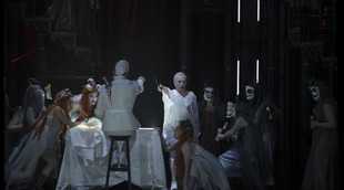 Français - Création à Bruxelles de Macbeth Underworld de Dusapin : nous irons tous au paradis