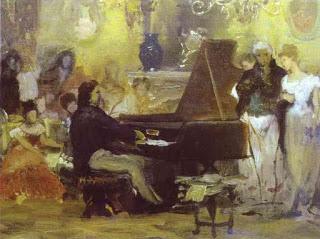 Chopin, Andante Spianato y Gran Polonesa