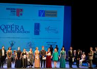 """Français - Les Lauréats du 5ème Concours """"Opéra Jeunes Espoirs Raymond Duffaut"""" sont..."""