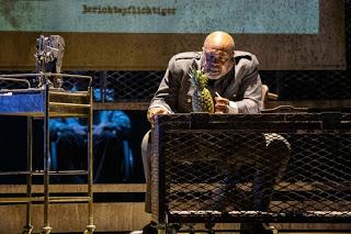 Review of English Touring Opera's The Silver Lake at Buxton Opera House