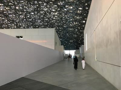 Promenade au Louvre Abu Dhabi