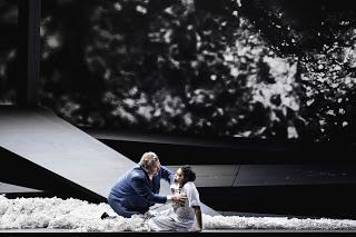 Entrée probante de la douloureuse et féerique Rusalka de Dvořák à l'Opéra du Rhin