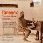 La musique de chambre avec piano de Serge Taneïev