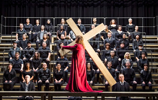Review of Opera North's The Greek Passion