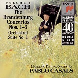 Tema con variaciones en el blog: De mi discoteca I: Conciertos de Brandenburgo de J. S. Bach dirigidos por Pablo Casals