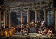 Français - Amartuvshin Enkhbat capte (à nouveau) la lumière dans Nabucco à Valencia