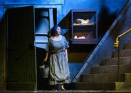 Français - Karine Deshayes, touchante Cendrillon à l'Opéra Royal de Wallonie