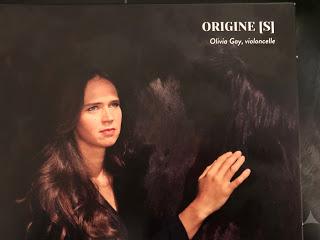 CD : Le violoncelle dans le ton populaire d'Olivia Gay