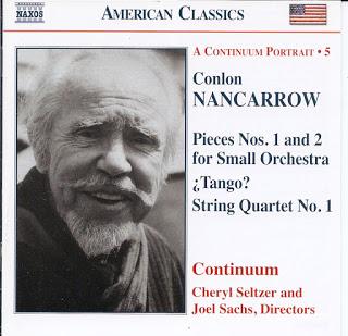 Conlon Nancarrow (1912-1997): Orchester, Kammer- und Klaviermusik