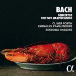 Deux clavecins enjoués pour Bach