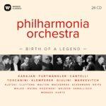 Philharmonia Orchestra : 75 ans en légendes