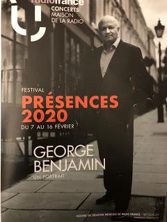 """George Benjamin, """"surtout ne jamais se répéter"""". Entretien avec le compositeur britannique hôte du 30e festival Présences de Radio France pour ses 60 ans"""