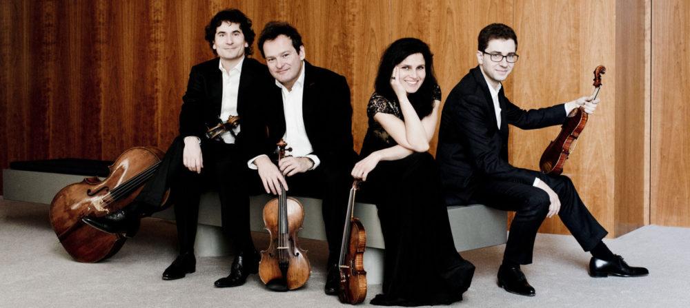Artist Interview: Belcea Quartet